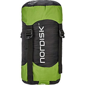 Nordisk Abel +10° Sleeping Bag XL, peridot green/black